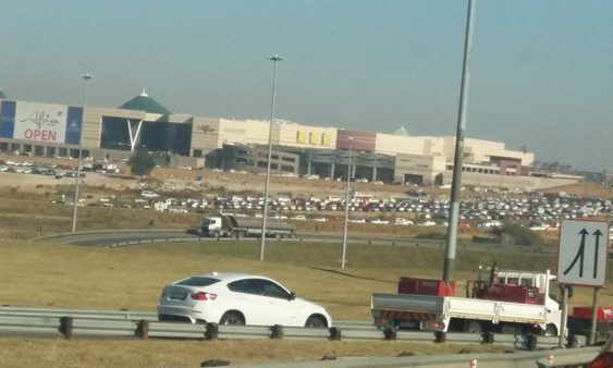 Mall of Africa is South Africa's largest shopping Mall ever built in a single phase.(Mall of Africa)