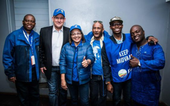 DA Mayors - Nationally